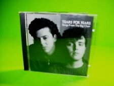 Tears For Fears Songs From The Big Chair CD New Wave Electro Synth-Pop Shout