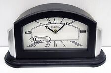 BULOVA - ASTOR BLUETOOTH ENABLED SPEAKER SYSTEM TABLE CLOCK  B6219