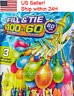 5pack 555 Pcs 15 Bunch Self-Sealing Water Balloons style Water Balloons self tie