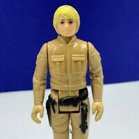 Star Wars action figure toy vintage 1980 Kenner Bespin Luke Skywalker loose vtg