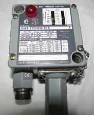 New Allen Bradley 836T-T255Jx81X15 pressure switch