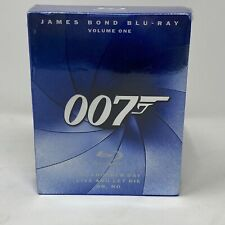 James Bond Blu Ray Collection Die Another Day, Live Or Let Die, Dr No