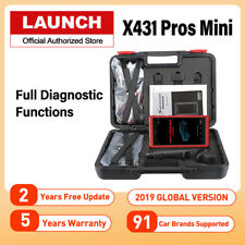 LAUNCH X431 OBD2 Tablet Scanner ECU Coding Bluetooth WiFi ALL Systems Diagnostic