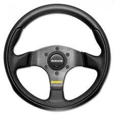 Momo Steering Wheel Team 300mm Black Leather ideal for kit cars