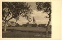 Neuendettelsau Bayern alte Postkarte ~1930/40 Teilansicht Kirche ungelaufen