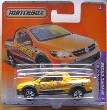 Matchbox Cars Volkswagen Saveiro Cross 1:64 (2010) NEW