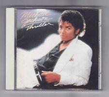 (CD) MICHAEL JACKSON - Thriller / Japan Import / Epic/Sony 32.8P-225 / 1982