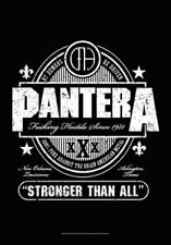 Pantera - Beer Label - Fabric Poster - 30x40 Wall Hanging - Music Hfl1117