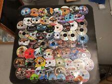 Bulk Loose Game Discs, ps1 ps2 ps3 xbox xbox 360 gamecube wii