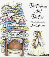 Princess and the Pea, Paperback by Andersen, Hans Christian; Stevens, Janet (...