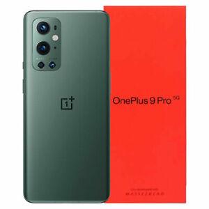 OnePlus 9 Pro 5G EU (Pine Green) 256GB+12GB RAM Android - GSM Unlocked Mobile