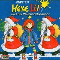 """HEXE LILLI """"HEXE LILLI-UND DER WEIHNACHTSZAUBER"""" CD NEW"""