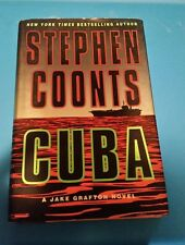 Cuba (a Jake Grafton Novel) By Stepen Coonts (Hardcover Book)