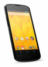 Google Nexus 4 (Black) E960 16GB Pre owned+3 Months Warranty Dent+Scratches-C