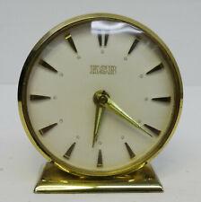 vintage alarm clock 60s - Kleine mechanische hochwertige KSB Wecker Uhr ~60er
