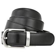 Montblanc Reversible Leather Mens Belt 111080