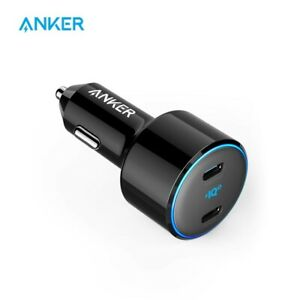 Usb Charger 2 Anker Car Port C Power Powerdrive Solar Pd Speed 48w Panel 5w