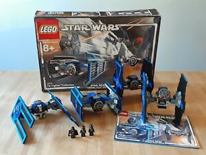 LEGO Star Wars TIE Collection (10131) - 100% Complete with instructions and box