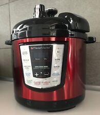 FLAVORMASTER  1000 Watt Schnellkochtopf Druckkochtopf Multikocher 5 Liter B-Ware