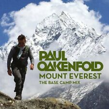 PAUL OAKENFOLD - MOUNT EVEREST (THE BASE CAMP MIX)  2 CD ELECTRO NEU
