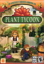 PLANT TYCOON Farming Sim PC Game NEW in BOX Vista OK