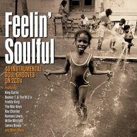 Feelin' Soulful - 40 Instrumental Soul Grooves (2CD 2016) NEW/SEALED