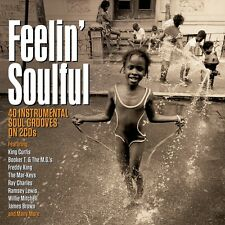 Feelin' Soulful - 40 Instrumental Soul Grooves (2CD 2016) NEW/SEALED