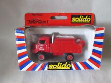 Solido Toner Gam 1 Marmon #2121 Simca-Unic SUMB 4x4 Truck #235 6/73 France NIB