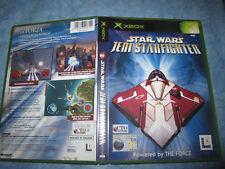 Gioco per XBOX  STAR WARS JEDI STARFIGHTER Boxed Pal Ita