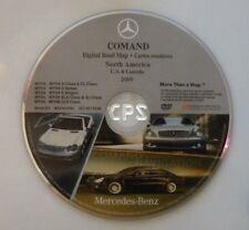 2004 2005 2006 Mercedes CL600 CL500 CL55 CL65 Navigation DVD Map Ver 8.0 Update