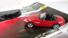 E52 BMW Z8 1:43 deagostini altaya Sports car diecast model red