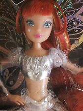 WINX CLUB DOLLS 2012 COMIC CON LIMITED EDITION  BLOOM SILVER BELIEVIX