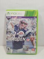 Madden NFL 17 (Microsoft Xbox 360, 2016) Tested Working Fast Shipping