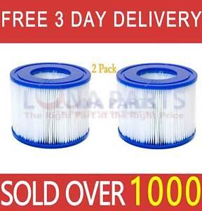 Bestway Spa Filter Pump Replacement Cartridge Type VI 58323E for SaluSpa Hot Tub
