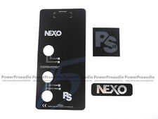 NEXO PS15 Logo Badge Set