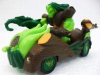 """GORMITI giocattolo """"Il signore della foresta in auto"""" scala 1:43"""