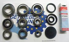 Lagersatz  Schaltgetriebe Typ 02Q, 6 Gang VW  Golf , Audi A3,Seat ,Skoda