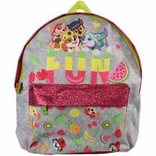Niños Oficial Paw Patrol Mini Roxy Mochila Morral Escuela Nursery PE Bolso Para Libros