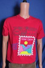 Vintage '90s 1992 Grand Canyon tourist souvenir pink t shirt M