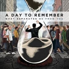 What Separates Me from You by A Day to Remember (CD, Nov-2010, Victory Records)