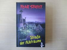 R. L. Stine - FEAR STREET - STRAßE DER ALBTRÄUME - Doppelband