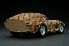 Exoto | 1:18 | Shelby Cobra Daytona | Genuine Wood Rolling Trellis | # RLG18019