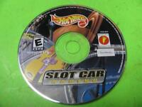 HOT WHEELS: SLOT CAR RACNG ~ PC GAME DISC ONLY