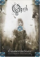 DVD OPETH LAMENTATIONS live at shepherd's bush empire 2003