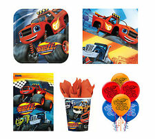 Blaze And The Monster Machines Party Supplies PARTY PACK For 8 Guests