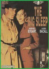 The Big Sleep (1946) - Humphrey Bogart, Lauren Bacall - DVD NEW