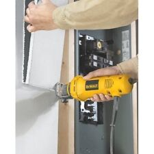 Dry Wall Saw Rotary Cut Out Sheetrock 30,000 RPM Electric Power Quick Bit Change