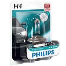 Philips X-tremeVision H4 bis zu 130% mehr Licht Halogenlampe 12342XV+B1 1 Stk.