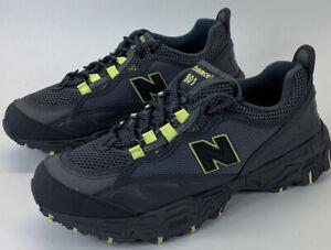 New Balance Mens Size 9.5 D All Terrain Gray Ml801Ncz Gray Low Cut Sneaker NWD