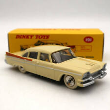 Atlas 1:43 Dinky toys 191 Dodge Royal Seden Diecast Models Collection Gift Car